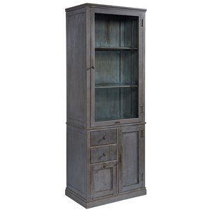 Magnolia Home by Joanna Gaines Accent Elements Metal Cabinet