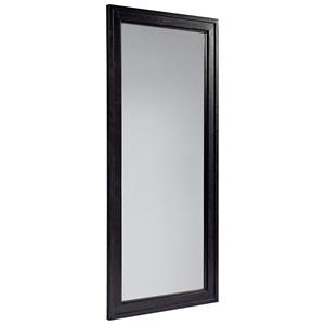 Short Metal Standing Mirror