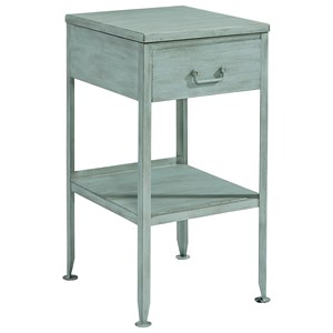 Magnolia Home by Joanna Gaines Accent Elements Small Metal Side Table