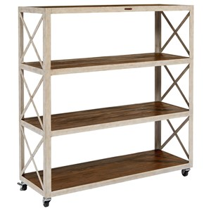 Magnolia Home by Joanna Gaines Accent Elements Large Bookcase