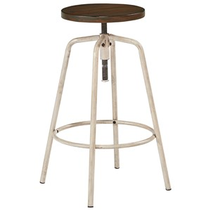 Magnolia Home by Joanna Gaines Accent Elements Round Stool