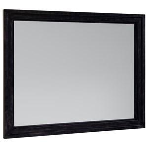 Zinc Wall Hanging Mirror