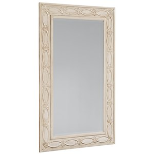 Magnolia Home by Joanna Gaines Accent Elements Zinc Floor Mirror