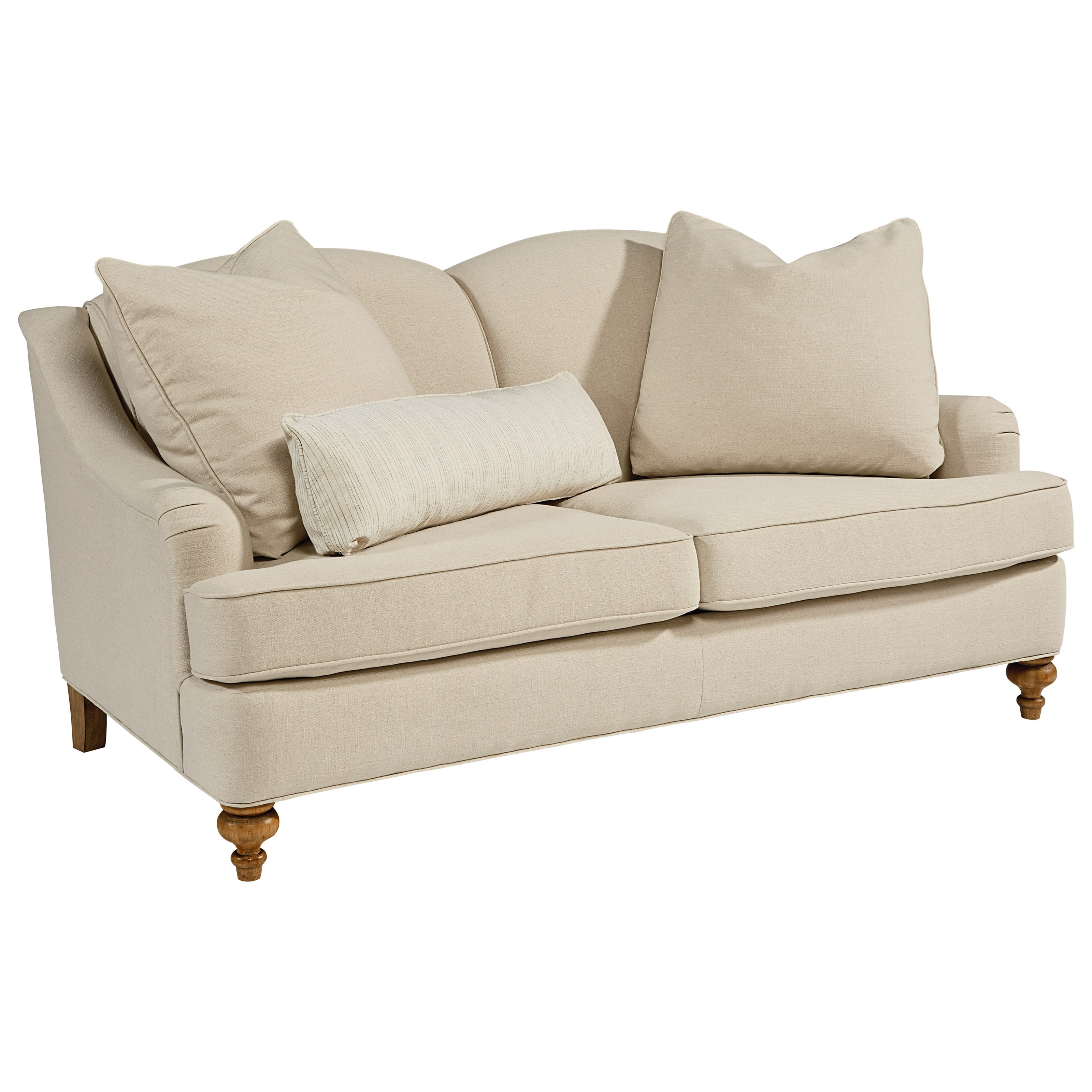 Magnolia Home by Joanna Gaines Adore Loveseat - Item Number: 55502201