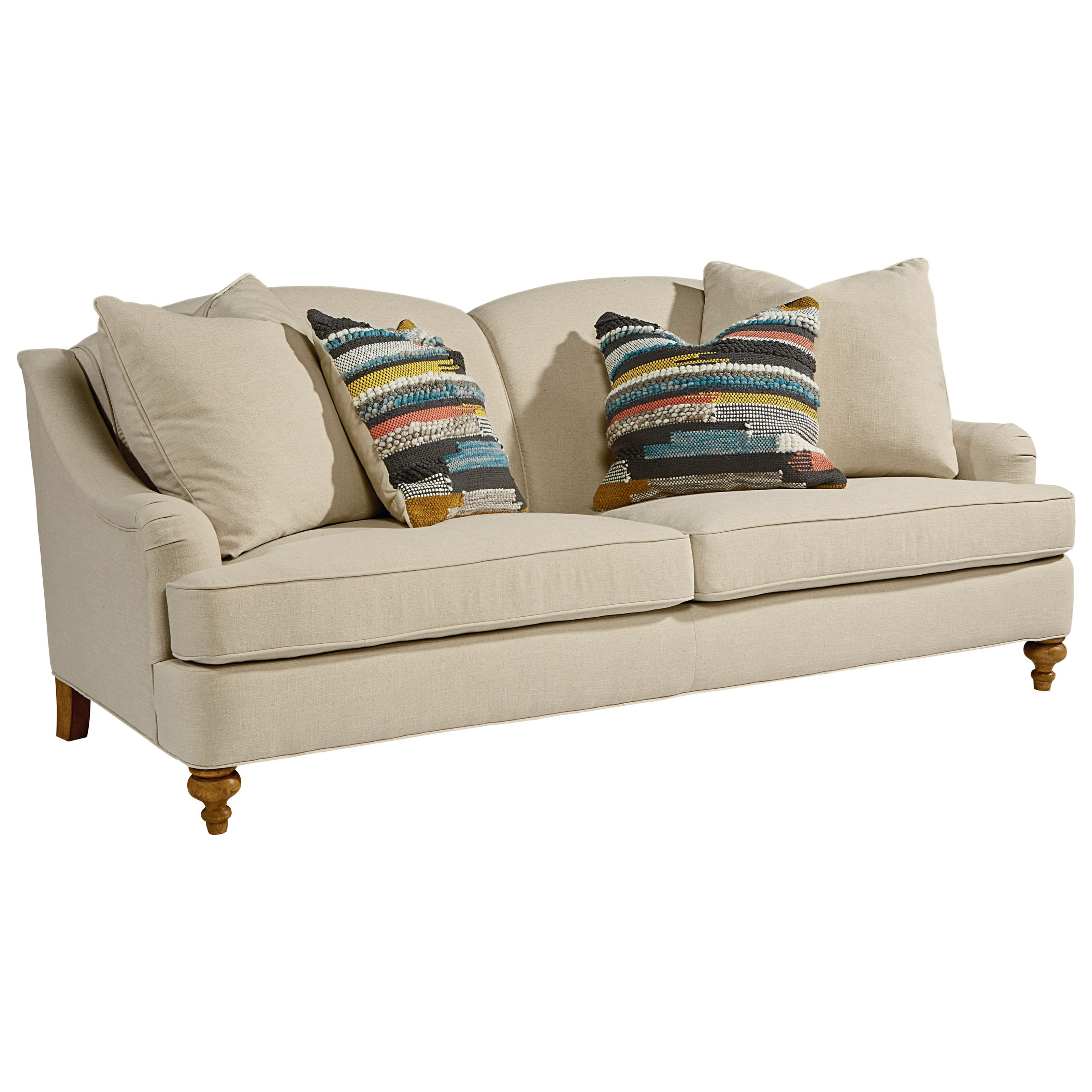 Magnolia Home by Joanna Gaines Adore Sofa - Item Number: 55502301