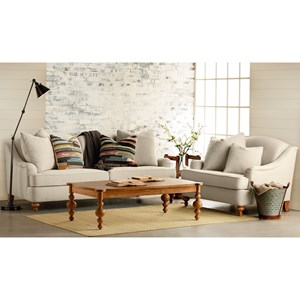 Magnolia Home by Joanna Gaines Adore Living Room Group