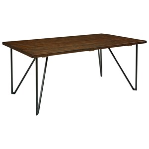 Magnolia Home by Joanna Gaines Boho Hairpin Dining Table