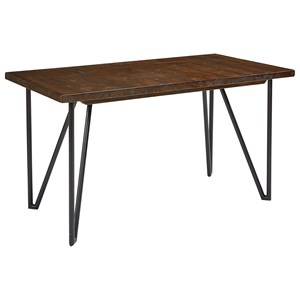Magnolia Home by Joanna Gaines Boho Hairpin Desk