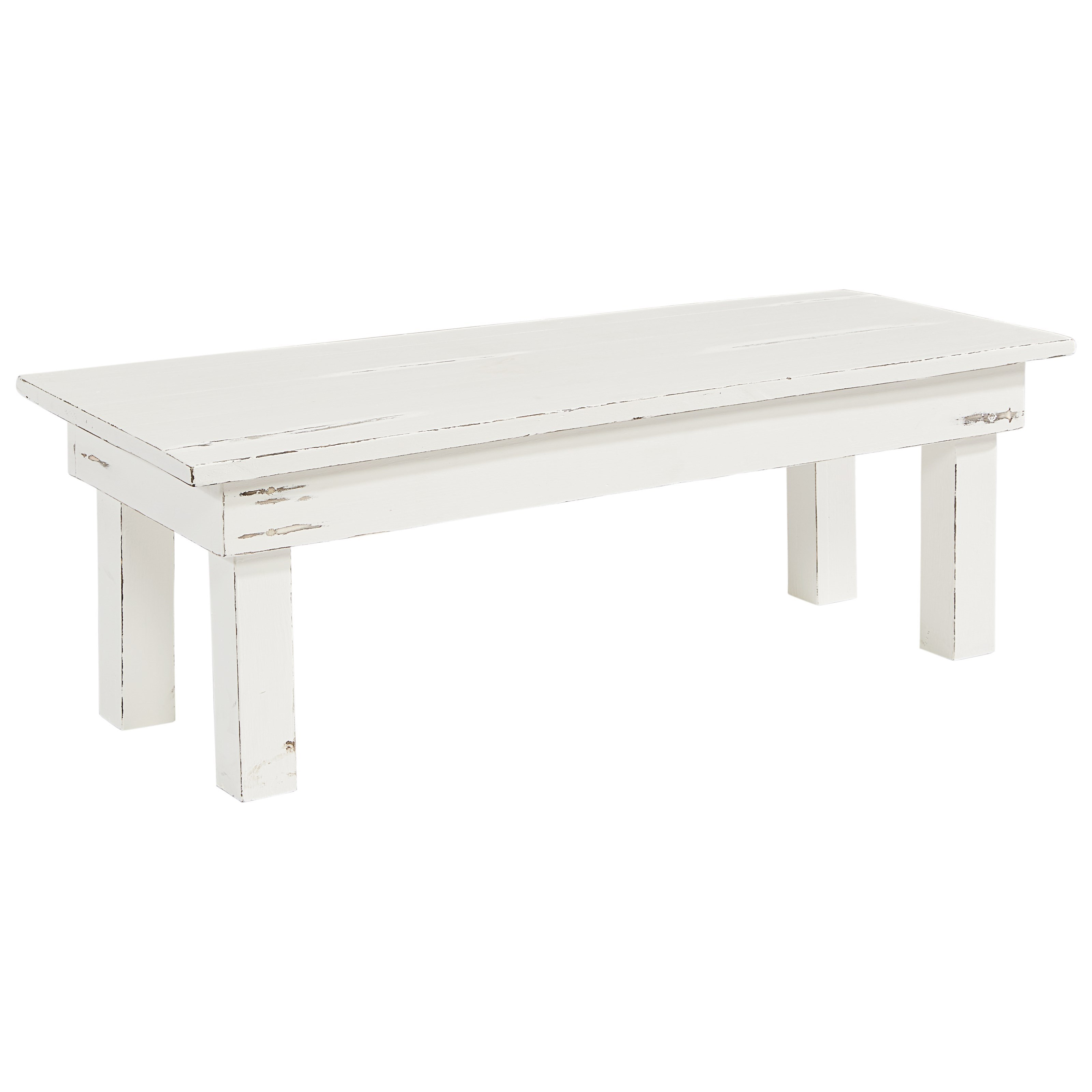 Magnolia Home by Joanna Gaines Farmhouse Kid's Haven Bench - Item Number: 6170649B