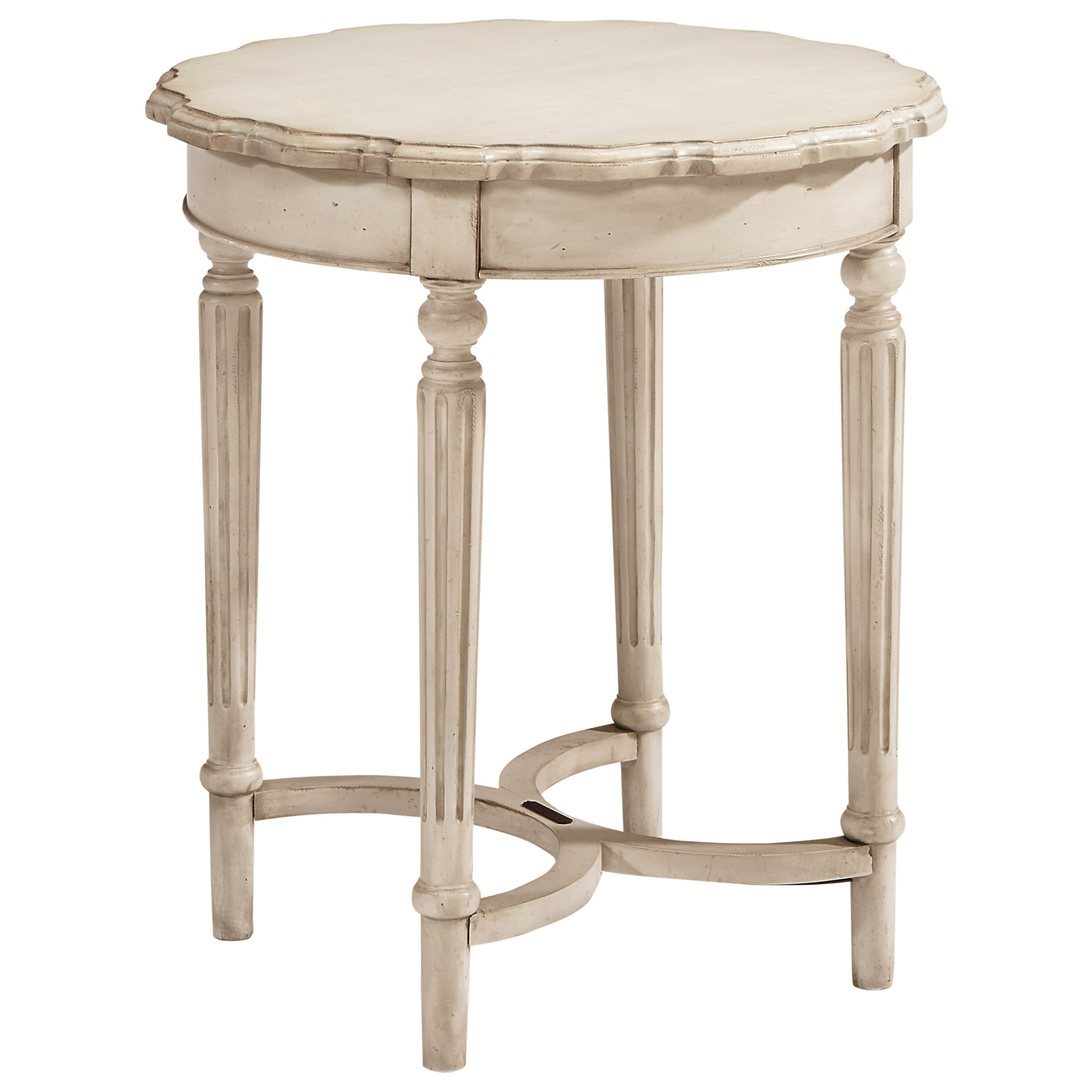 Magnolia Home By Joanna Gaines French Inspired Tall Pie Crust Table Item Number 3020102g