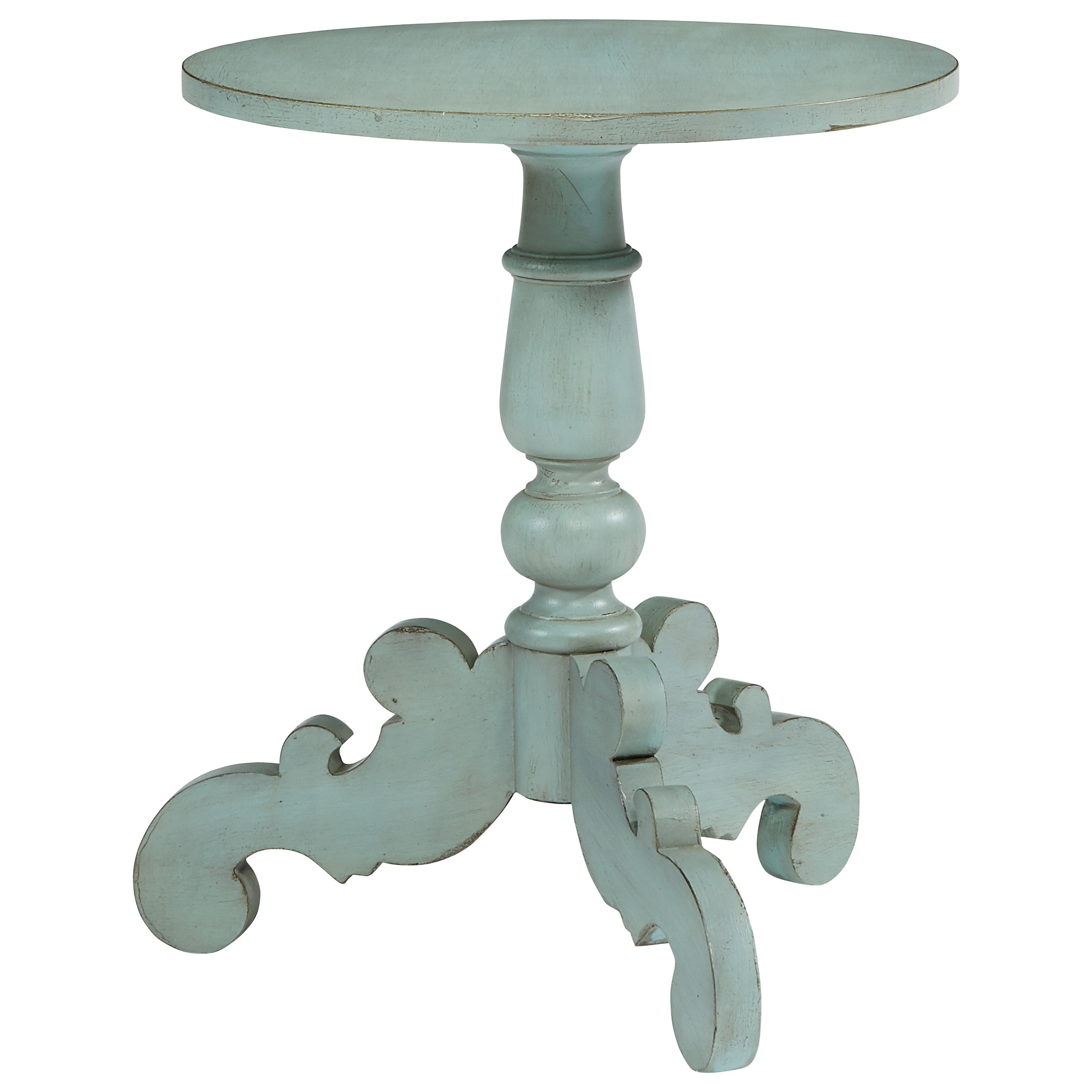 Magnolia Home by Joanna Gaines French Inspired Tripod Hall Table - Item Number: 3020122D