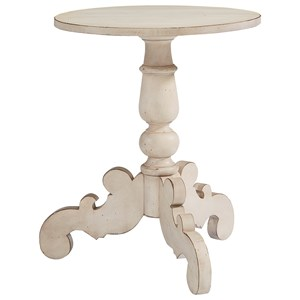 Magnolia Home by Joanna Gaines French Inspired Tripod Hall Table