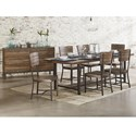 Magnolia Home by Joanna Gaines Industrial Dining Room Group - Item Number: Shop Floor Dining Group 1