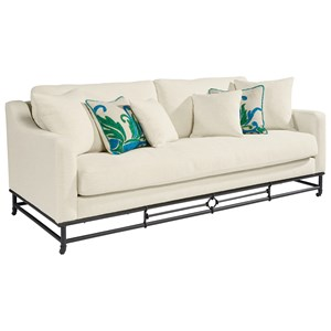 Magnolia Home by Joanna Gaines Ironworks Sofa