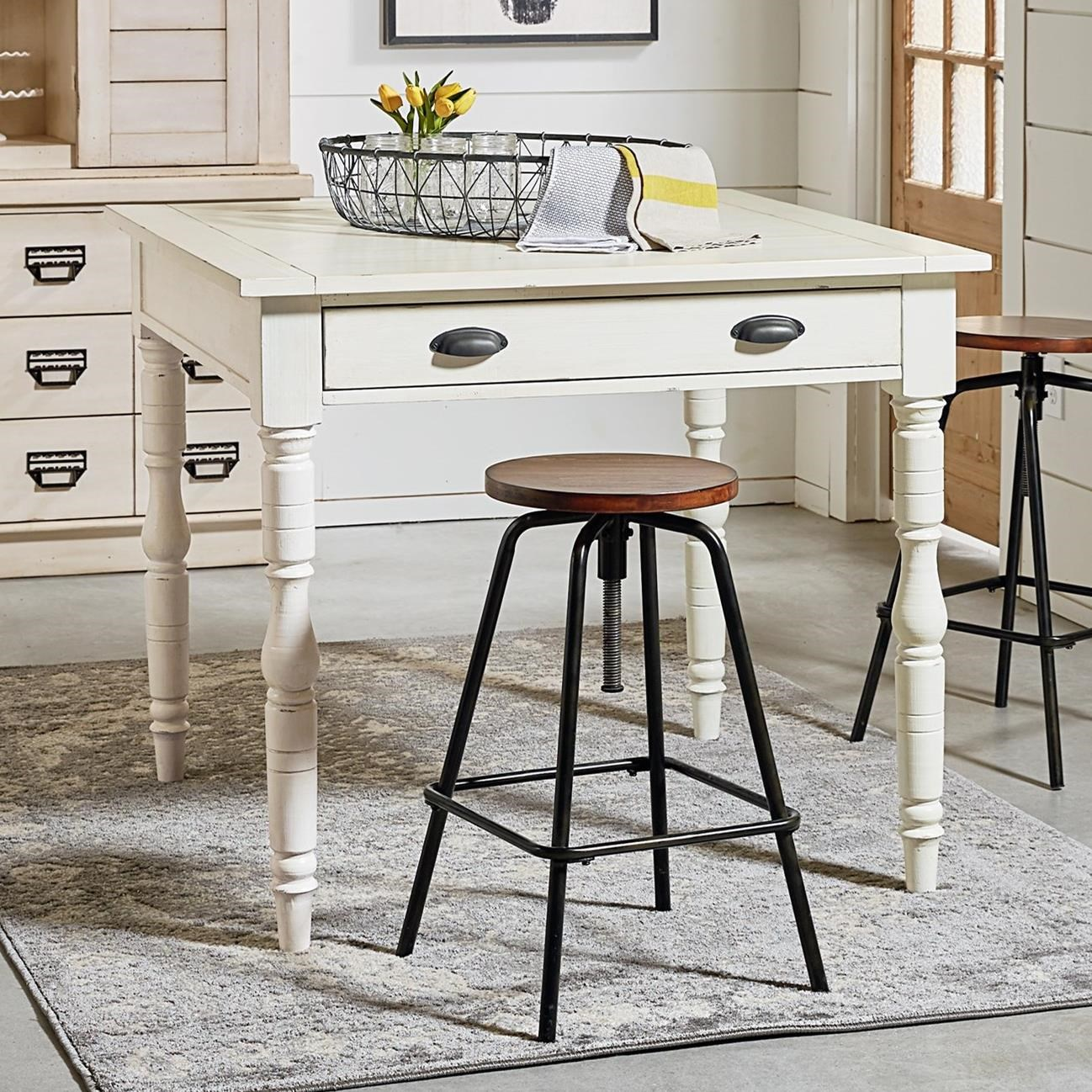 Primitive Kitchen Table And Chairs: Magnolia Home By Joanna Gaines Primitive Taper Turned