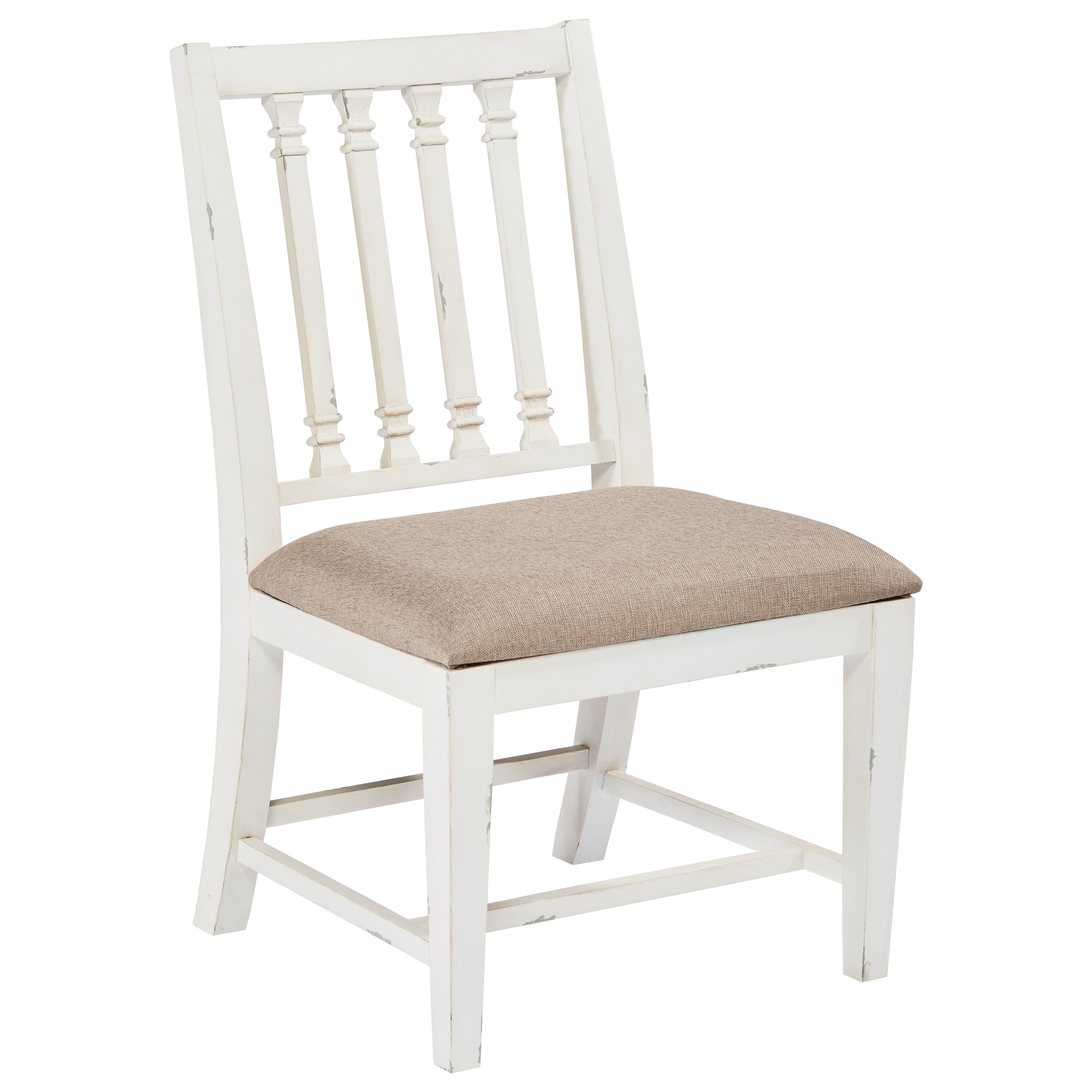 Magnolia Home by Joanna Gaines Traditional Side Chair - Item Number: 4010104B