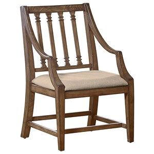 Magnolia Home by Joanna Gaines Traditional Arm Chair