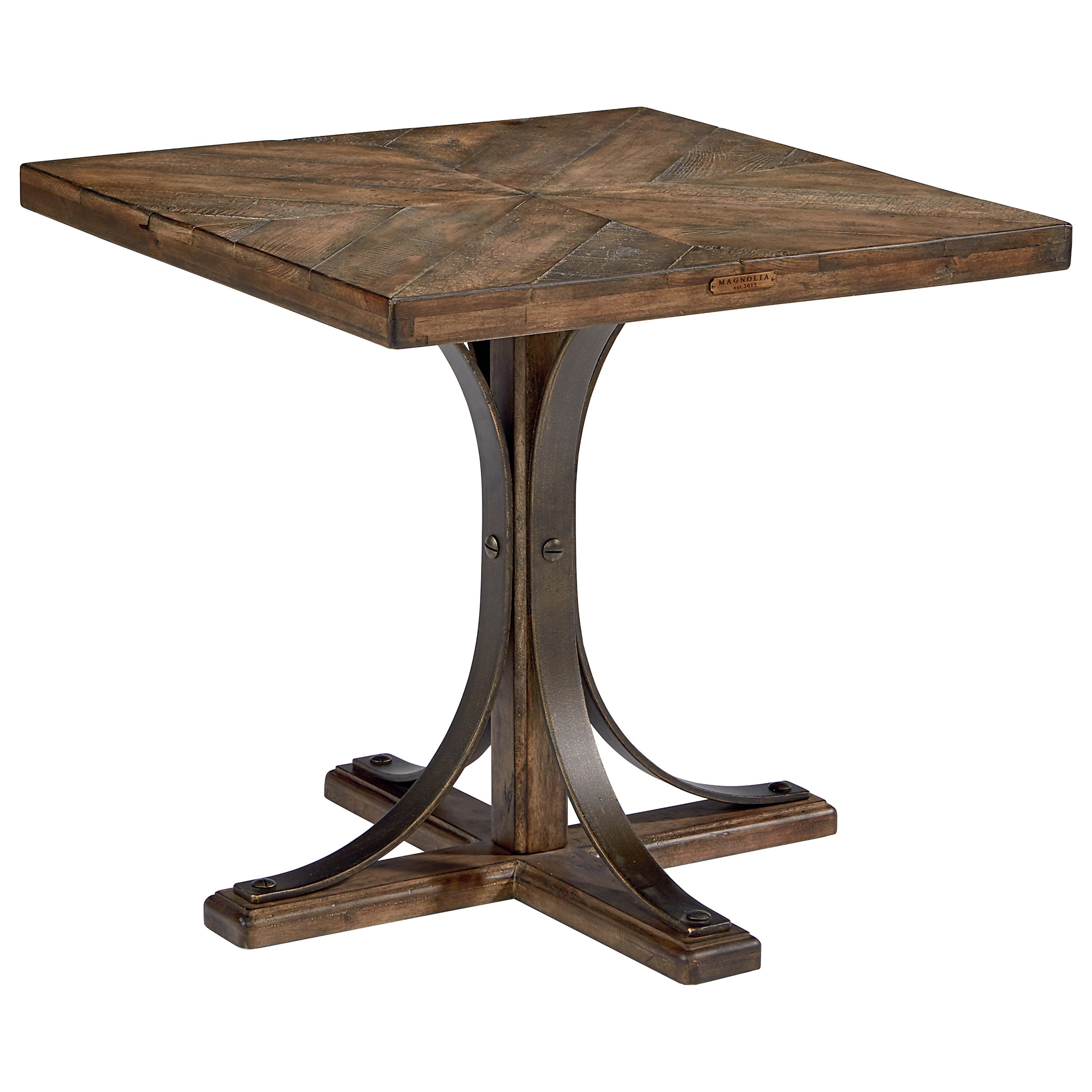 Magnolia Home by Joanna Gaines Traditional End Table - Item Number: 4020202H