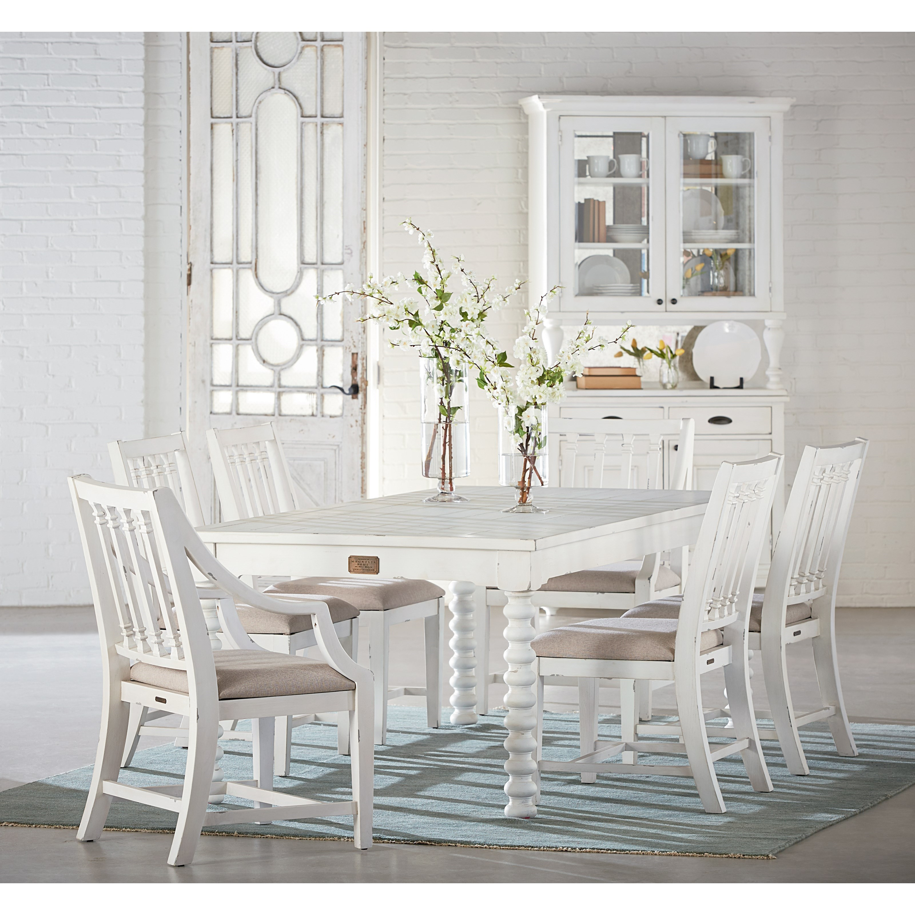 Chicago Traditional Formal Dining Room Furniture Stores: Magnolia Home By Joanna Gaines Traditional Traditional