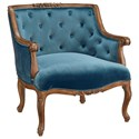 Magnolia Home by Joanna Gaines Accent Chairs Upholstered Chair - Item Number: 80612050