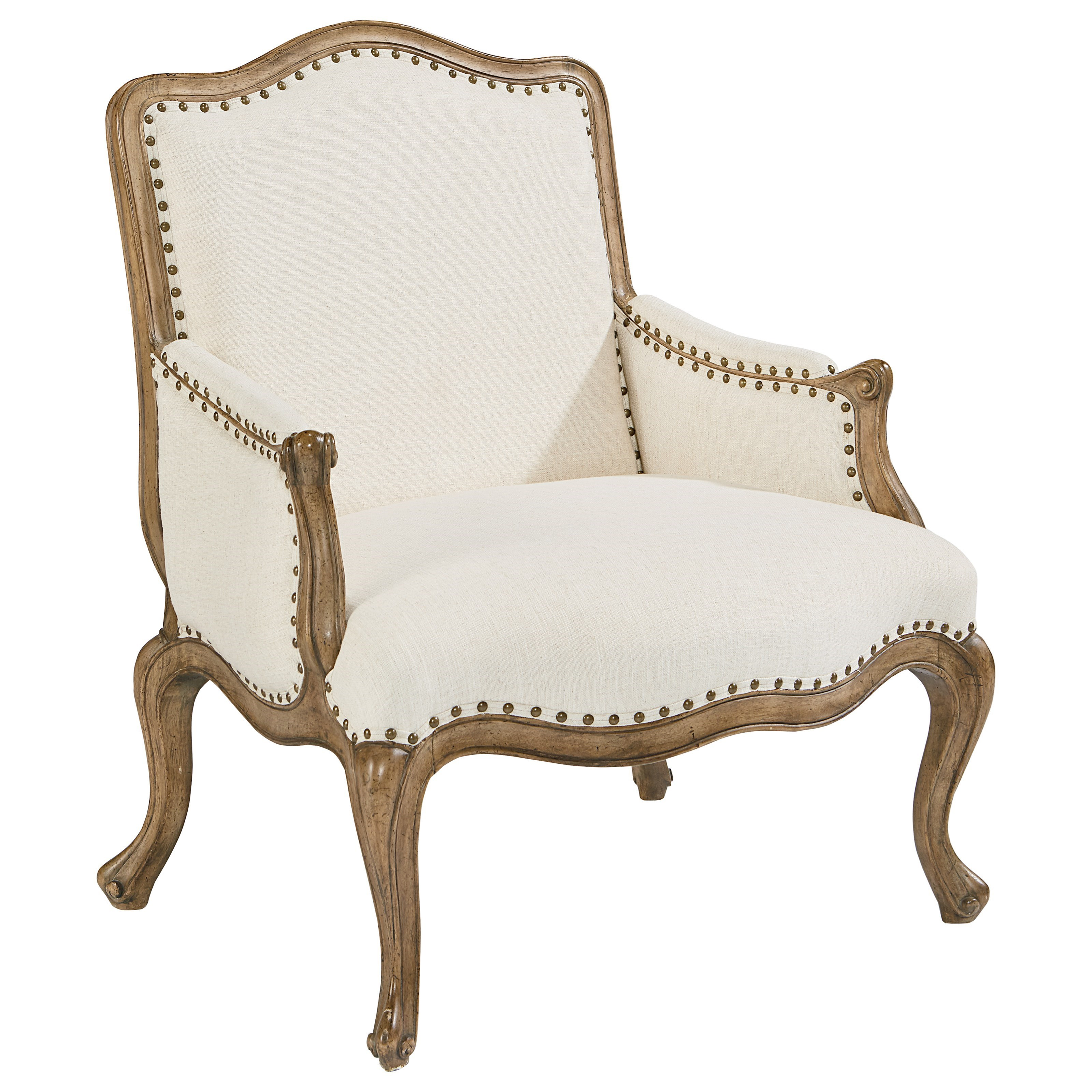 Magnolia Home by Joanna Gaines Accent Chairs Upholstered Chair - Item Number: 80615010
