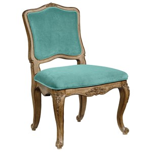 Magnolia Home by Joanna Gaines Accent Chairs Wood Frame Chair