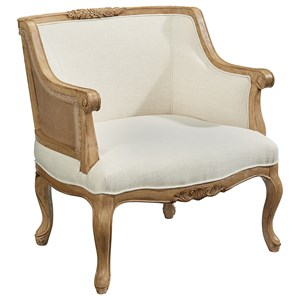 Magnolia Home by Joanna Gaines Accent Chairs Bloom Architectural Chair