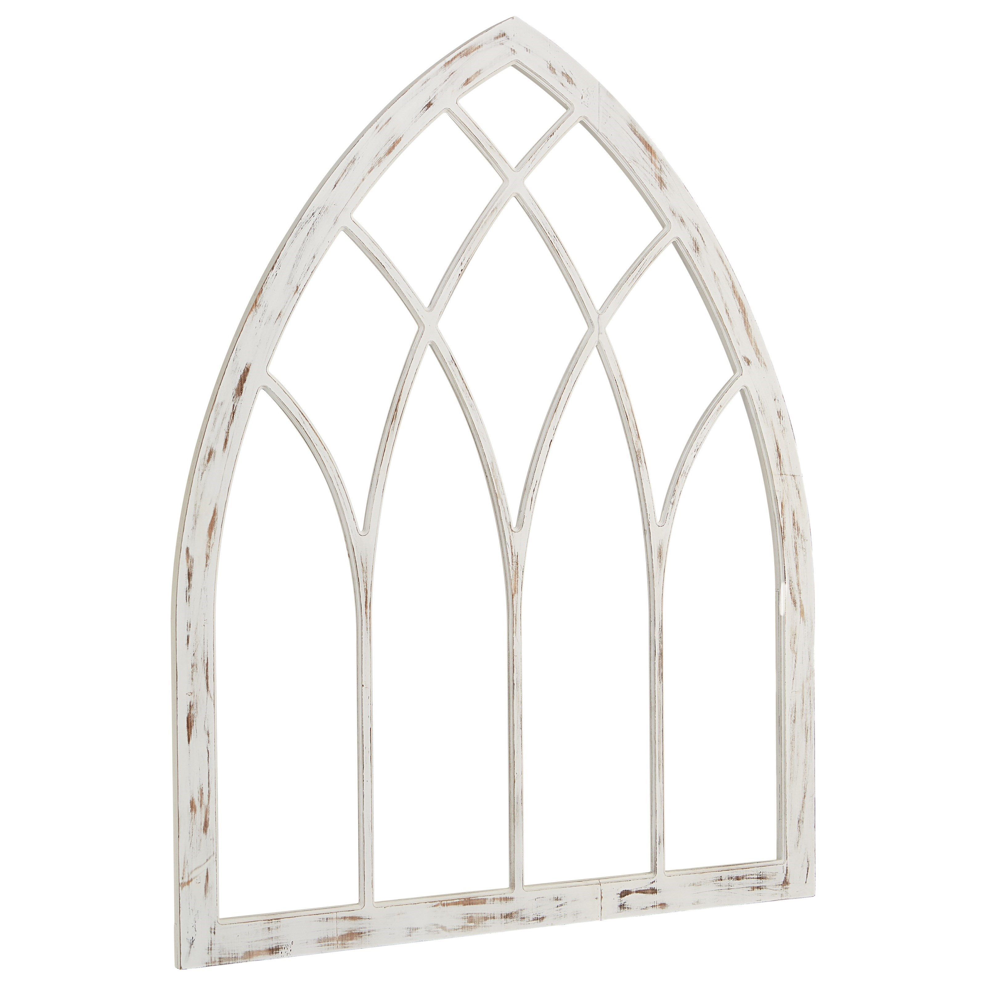 Magnolia Home by Joanna Gaines Accent Elements Arch Window  - Item Number: 80301529