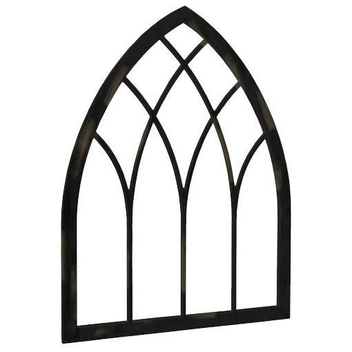 Magnolia Home by Joanna Gaines Accent Elements Arch Window  - Item Number: 80301530