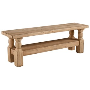 Magnolia Home by Joanna Gaines Accent Elements Hall Bench