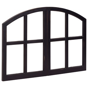 Magnolia Home by Joanna Gaines Accent Elements Window Pane Frame