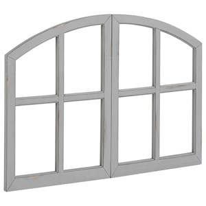 Window Pane Frame