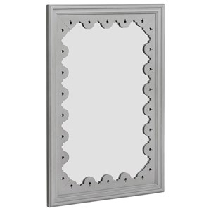 Magnolia Home by Joanna Gaines Accent Elements Tracery Wall Mirror