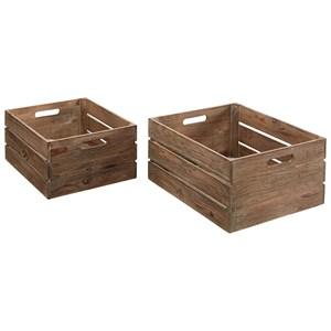 Harvest Crates