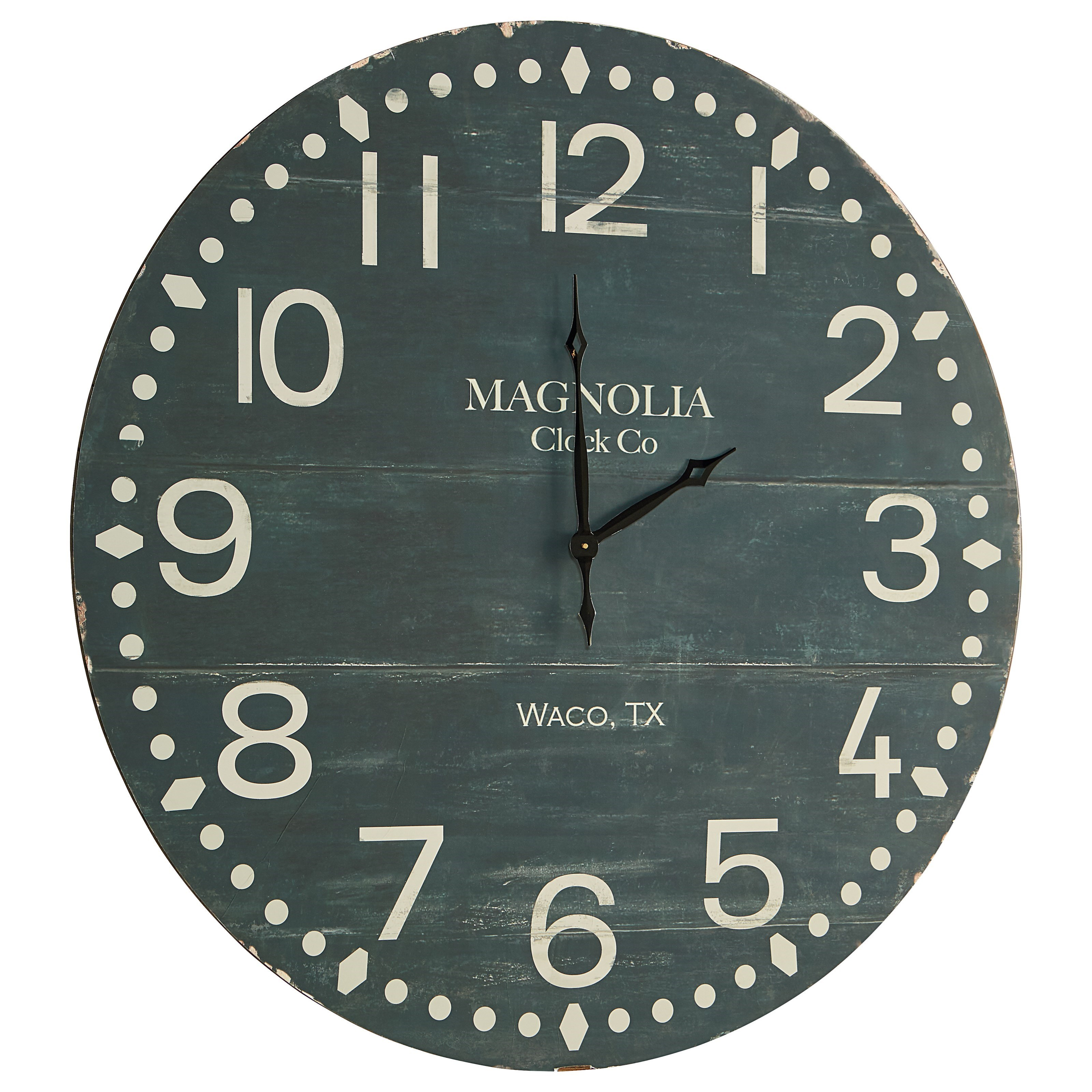 Magnolia Home By Joanna Gaines Accessories Courthouse Clock