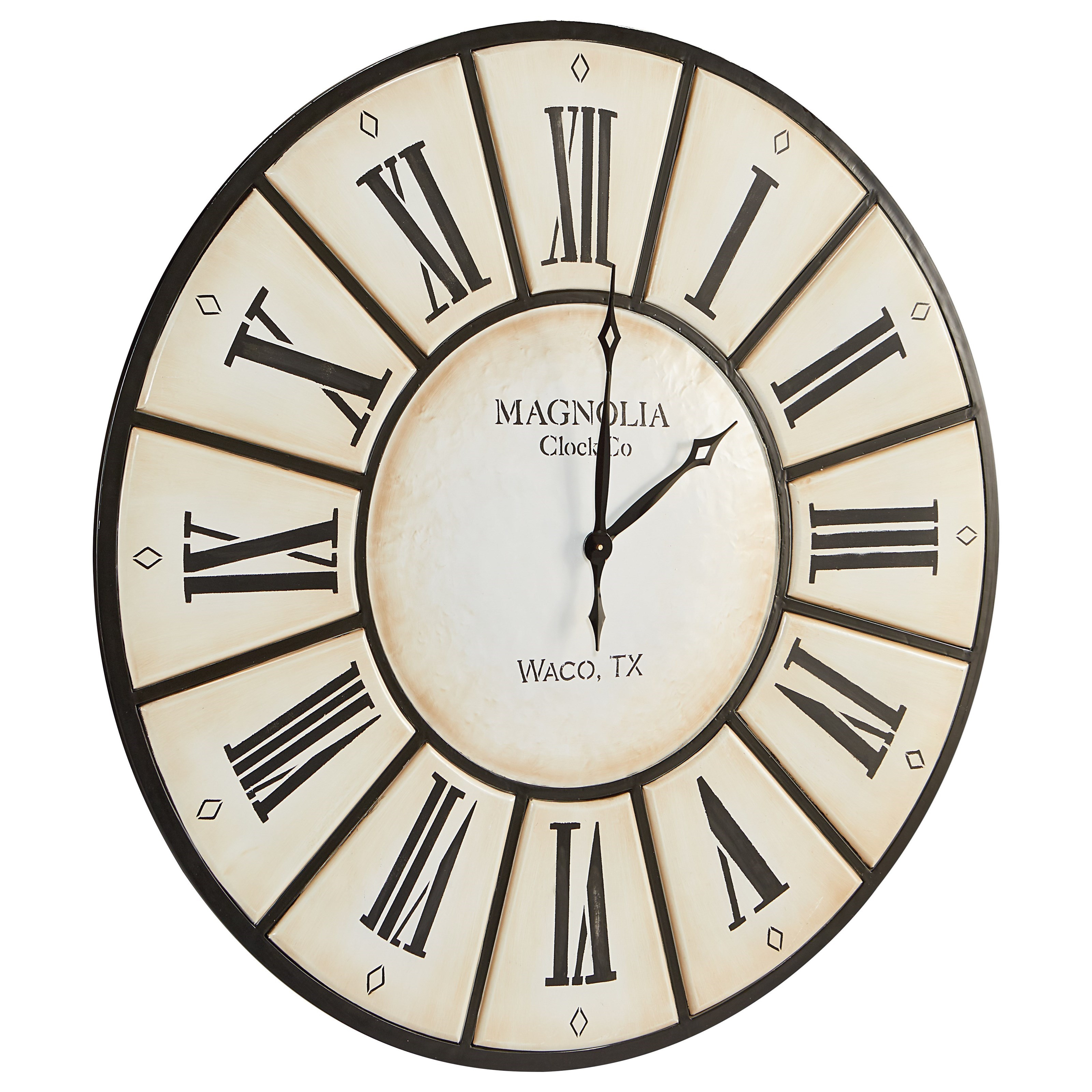 Magnolia Home by Joanna Gaines Accessories Village Clock - Item Number: 90901540