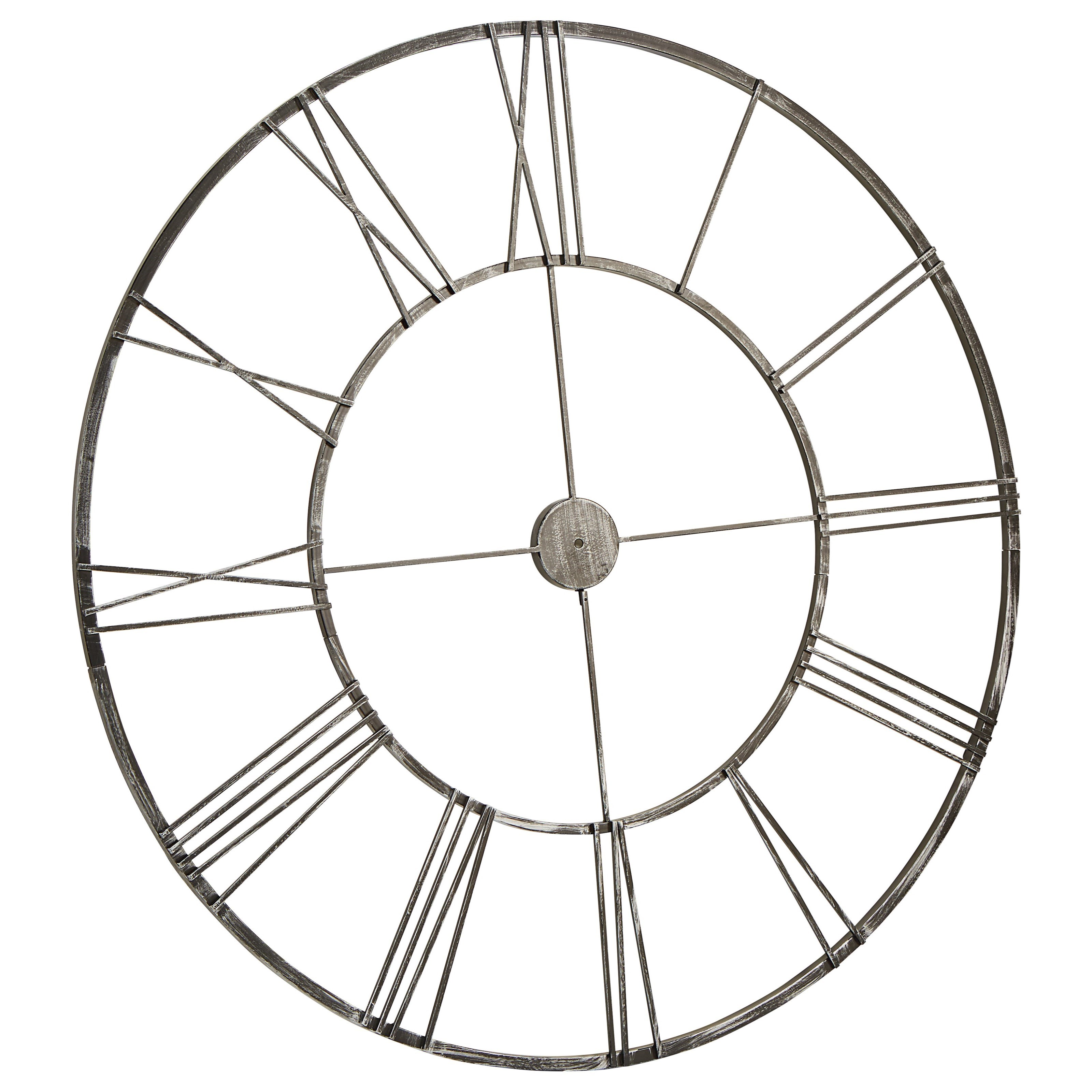 Magnolia Home by Joanna Gaines Accessories 90901541 Infinity Clock ...