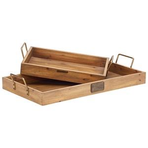 Magnolia Home by Joanna Gaines Accessories Rectangular Tray