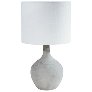 Magnolia Home by Joanna Gaines Accessories Cement Ashby Table Lamp