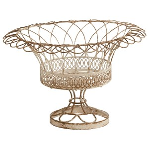Magnolia Home by Joanna Gaines Accessories Aged Wire Garden Urn