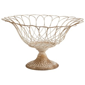 Magnolia Home by Joanna Gaines Accessories Large Aged Wire Footed