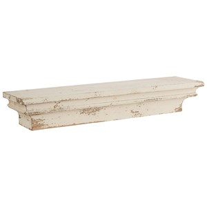 Magnolia Home by Joanna Gaines Accessories Medium Antiqued Wood Shelf