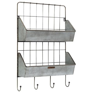 Magnolia Home by Joanna Gaines Accessories Metal Primeval Wall Rack