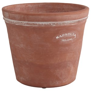 Magnolia Home by Joanna Gaines Accessories Large Terra Cotta Pot