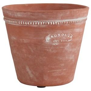 Magnolia Home by Joanna Gaines Accessories Terra Cotta Origin Pot, Small - Clay
