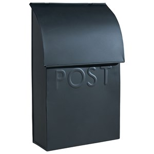 Magnolia Home by Joanna Gaines Accessories Black Post Mailbox