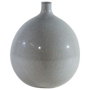 Ceramic Squat Vase