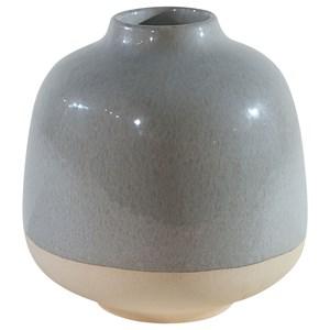 Ceramic Amphora Vase