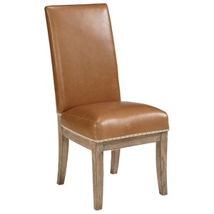 Magnolia Home by Joanna Gaines Architectural Township Side Chair