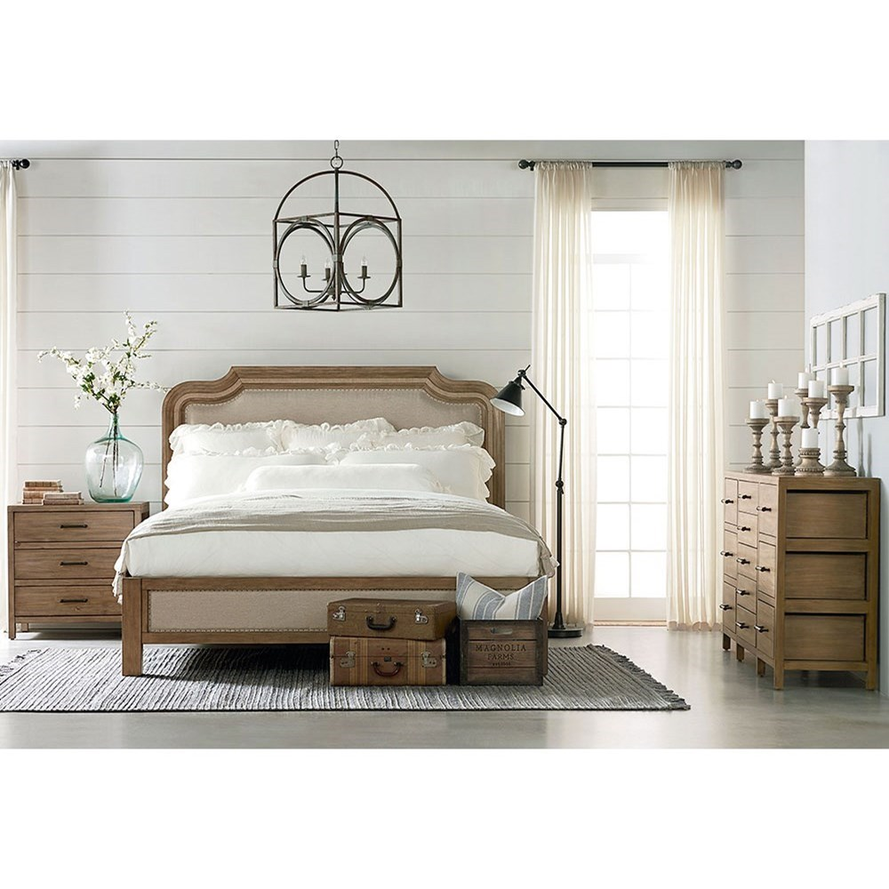 Magnolia Home by Joanna Gaines Architectural Stratum Queen Bedroom